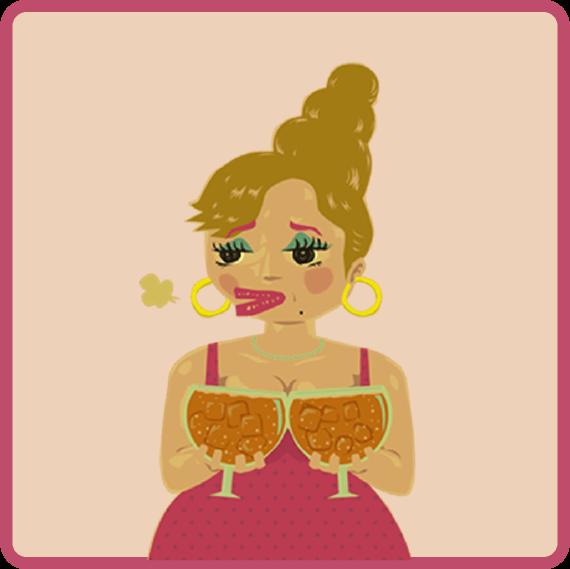 若松マーケット 横須賀ブラジャーママ