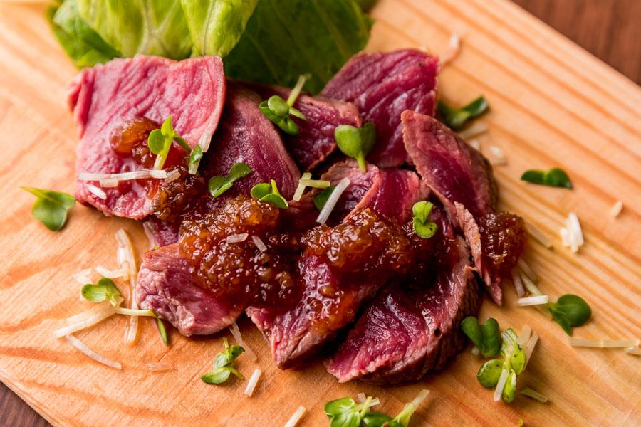 レトロ肉バル<br>炙りやん お店の雰囲気