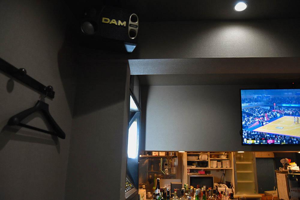Shot Bar M&M お店の雰囲気