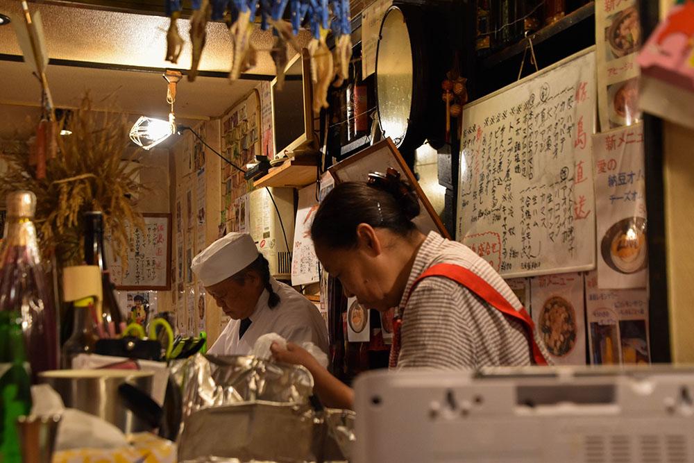 白根家<br>横須賀中央店 お店の雰囲気
