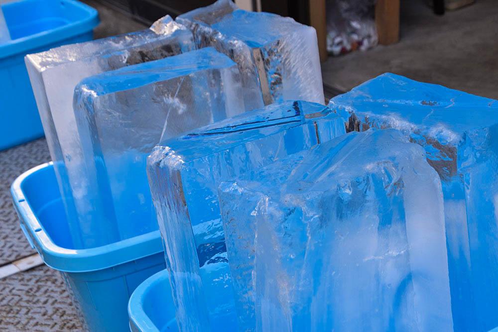 横須賀氷業 お店の雰囲気