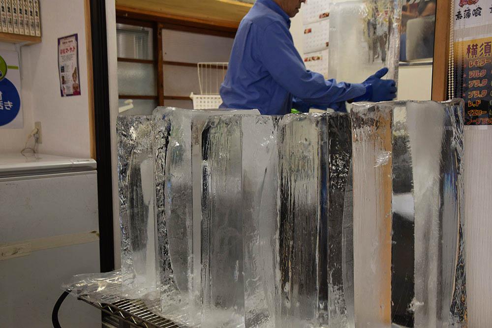 横須賀氷業 主なメニュー