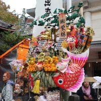 諏訪神社『三の酉』は11月25日 日曜日です。
