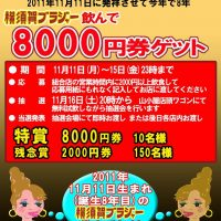 第1回 横須賀ブラジャー誕生記念祭を開催!